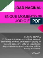 Expo. Realidad Nacional