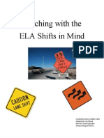 teaching with the shifts in mind