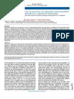 Comportamiento clínico de los pacientes con diagnóstico de BA manejados con A vs S nebulizados