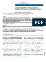 Puntaje SOFA en pacientes de la UCIP del HMIFVP