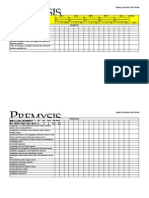 Medical Record Audit Form - In Sheet1