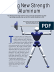 Finding new strength in Aluminum