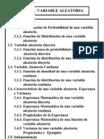 Variable Aleatoria II