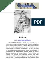 Philosophica Enciclopedia Porfirio