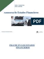 Fraude en Los EEFF