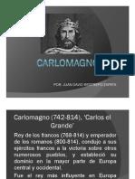 Unidad 3 Carlomagno - Juan David Restrepo Zapata