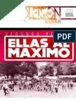Boletín Juventud Sión 27 de Mayo de 2013 FULL FOTOS ELLAS AL MAXIMO