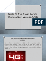 Goals Of True Broad band's Wireless Next Wave (4G-5G).pdf