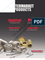Stainless Steel 303 Nuts SOS-632-6 Thru-Hole Threaded standoffs Nature,PEM Standard,in Stock,