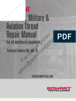 HeliCoil Industrial Military Aviation Thread Repair Manual