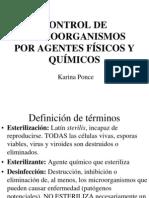 Control Bioseguridad. 2013. Cito