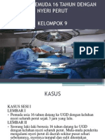 Tugas Ppt Appendicitis Gusti