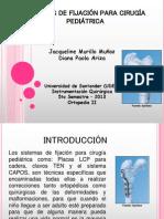 Sistemas de Fijacion en Pediatria (1)