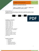 Practica 1.Mplificador Multietapa Jfet-bjt