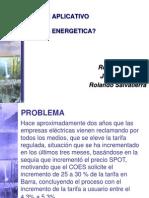 Crisis Energetica en El Peru