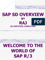 SAP-DEMO -- SD module