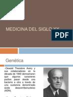 Medicina Del Siglo XX