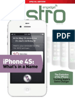 Engadget Distro (10/19/2011) Special Edition iPhone 4s