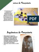 Pres.arq. de Mesopotamia