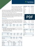 Market Outlook, 28-05-2013