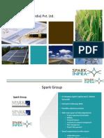 Spark Infra Profile 2013