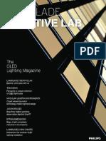 Lumiblade Creative Lab Magazine 2011-2012
