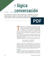 Arte y lógica de la conversación (IyC 356 may06)