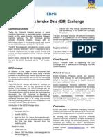 EDCH ServiceSheet EID Exchange e.1.0.1