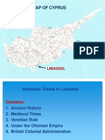 LIMASSOL Historical Traces