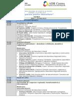 Agenda Forum 23- 24 Mai 2013
