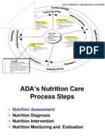 Nutrition Care Process Briefer CP Orientation