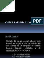 Base de Datos i - Modelo E-r