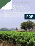 Wine in Bordeaux