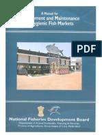 Management and Maintenance of Hygienic Fish Markets