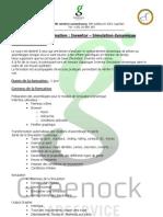 Autodesk Inventor - Simulation Dynamique Luxembourg - Belgique - Lorraine