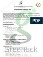 Autodesk Vault Luxembourg - Belgique - Lorraine