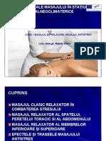 Masajul de Relaxare Si Antistres Ppt