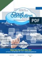 Cloud Computing Summit 2013