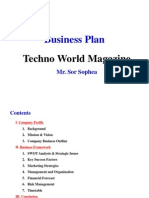 Techno World Magazine - Revised