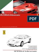 Ferrari Manual Maranello 575