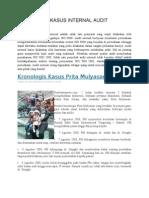 Kasus Internal Audit