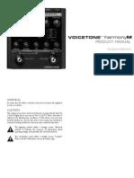 Harmony M Manual v1 2