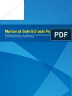 National Safe Schools Framework