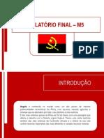 RELATÓRIO FINAL – M5