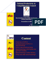Benchmark NPCC