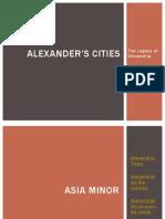 alexander cities