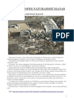 Catástrofes Naturais- Tornado Oklahoma 2013