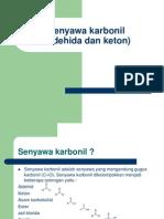 Materi Kuliah-ko2-Senyawa Aldehid Dan Keton(1)