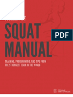 Juggernaut Squat Manual