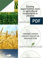 GG Agriculture - Invest in Ukraine